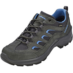 Lowa Sesto GTX Low Shoes Men anthracite/blue